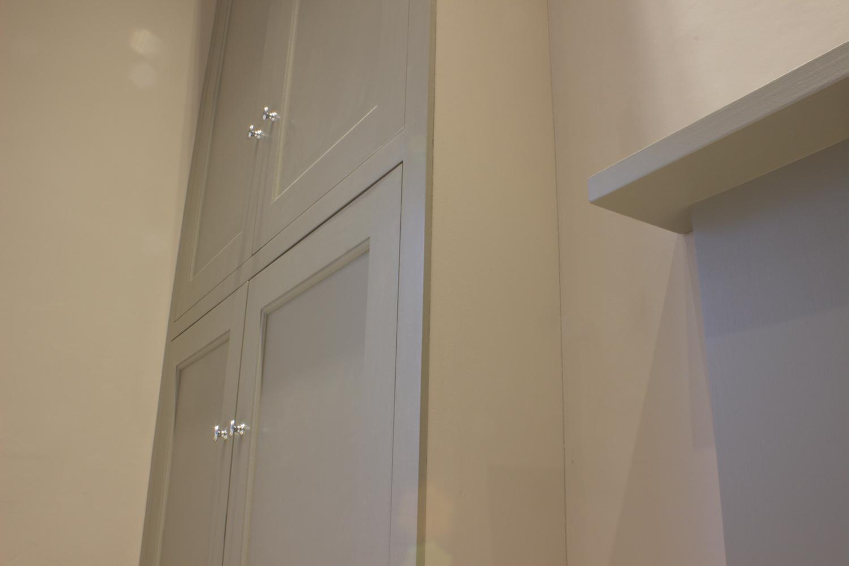 Guildford contemporary bathroom design installation for Bathroom design installation