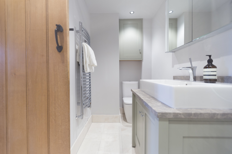 Mosaic Shower Room Design & Installation | Jeremy Colson Bathrooms ...