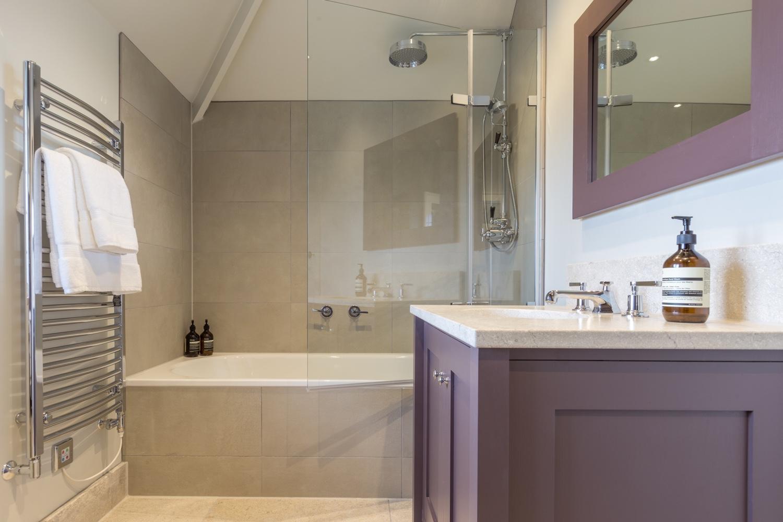 Classic Limestone Bathroom Design Installation Jeremy Colson