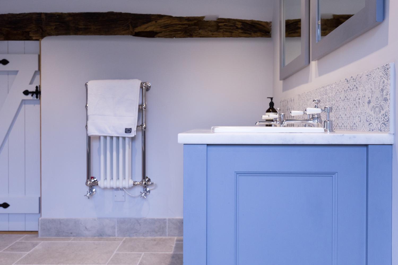 Classic Farmhouse Bathroom And Shower Design Installation Jeremy Colson Bathrooms Surrey