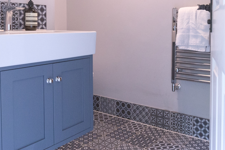 Porcelain Cloakroom Design Installation Jeremy Colson Bathrooms Surrey