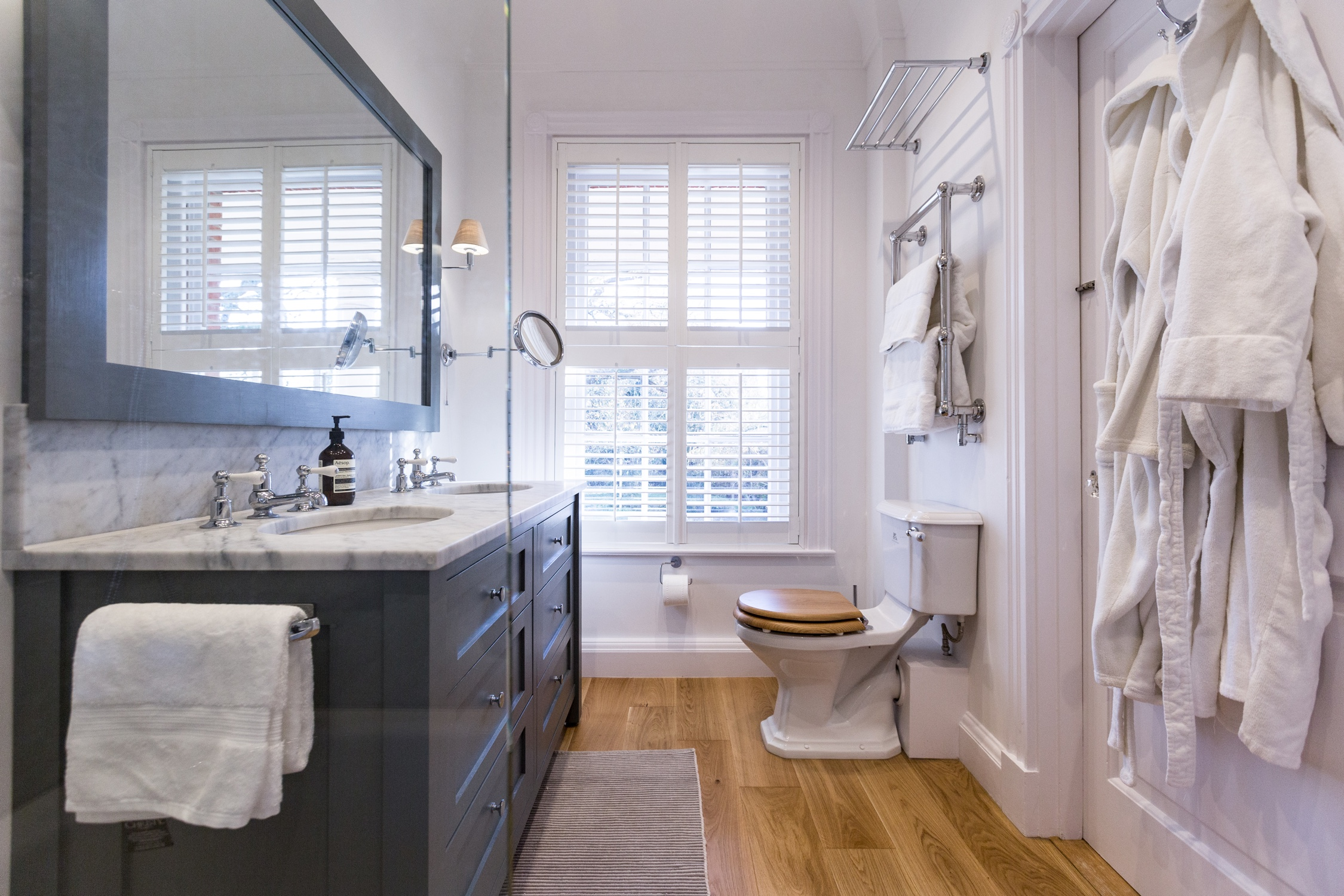 Luxury Marble Bathroom Design & Installation | Jeremy Colson ...