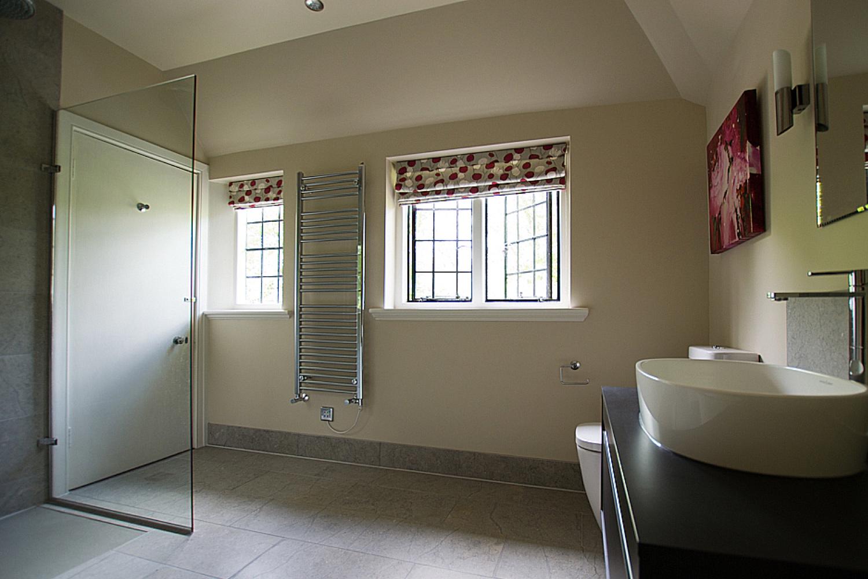 Contemporary Haslemere Bathroom Design Installation Jeremy Colson Bathrooms Surrey