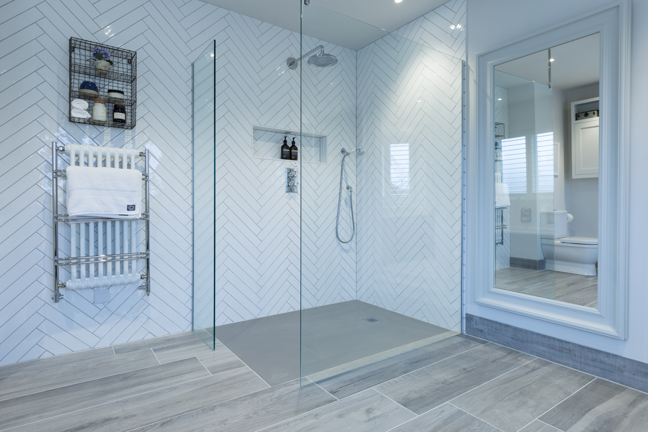 Contemporary Master Wet Room Design & Installation | Jeremy Colson ...