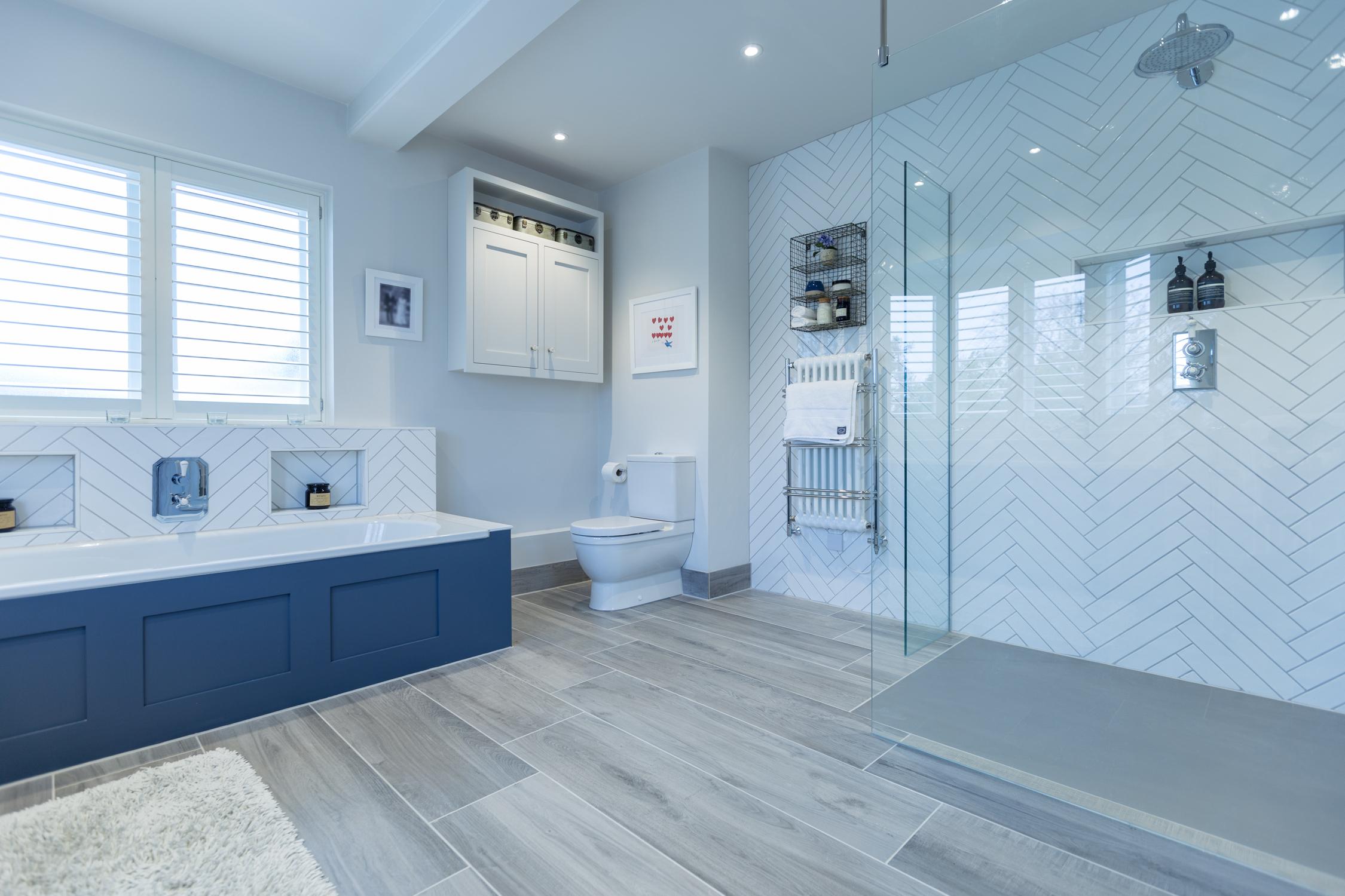 Contemporary Master Wet Room Design & Installation | Jeremy Colson ...