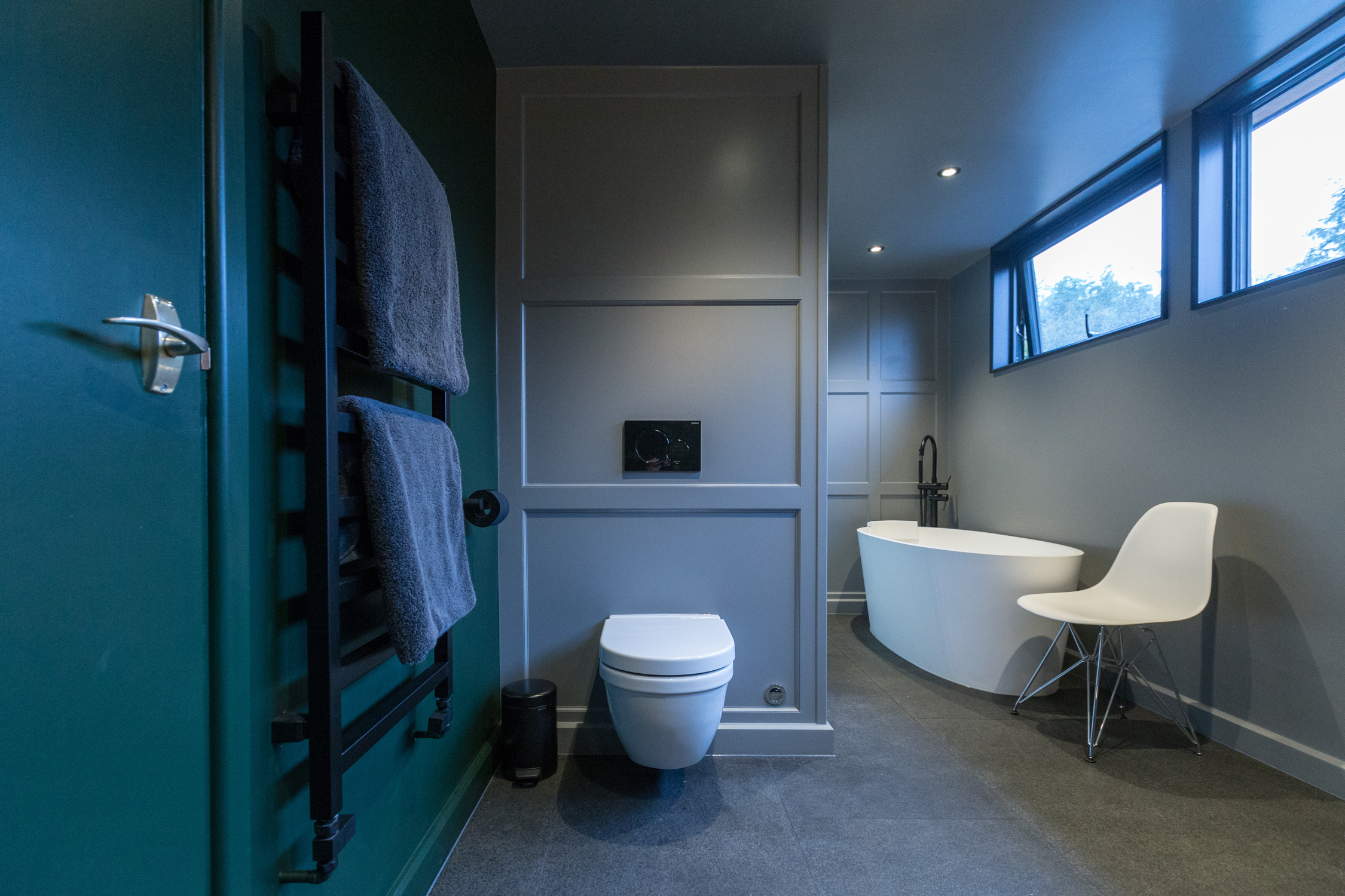 Modern Designer Wet Room Design & Installation | Jeremy Colson ...