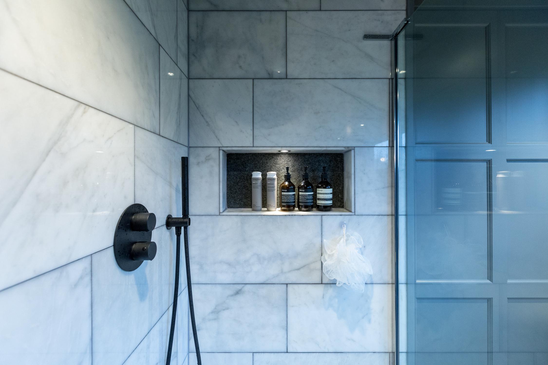 Modern Designer Wet Room Design & Installation | Jeremy Colson ...